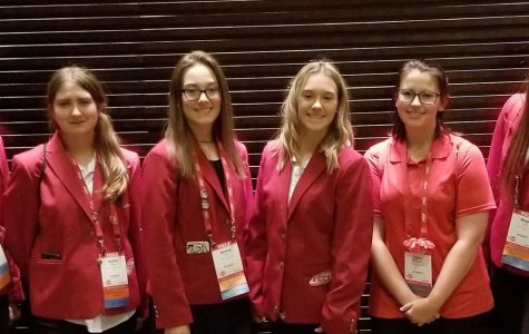FCCLA competes at nationals