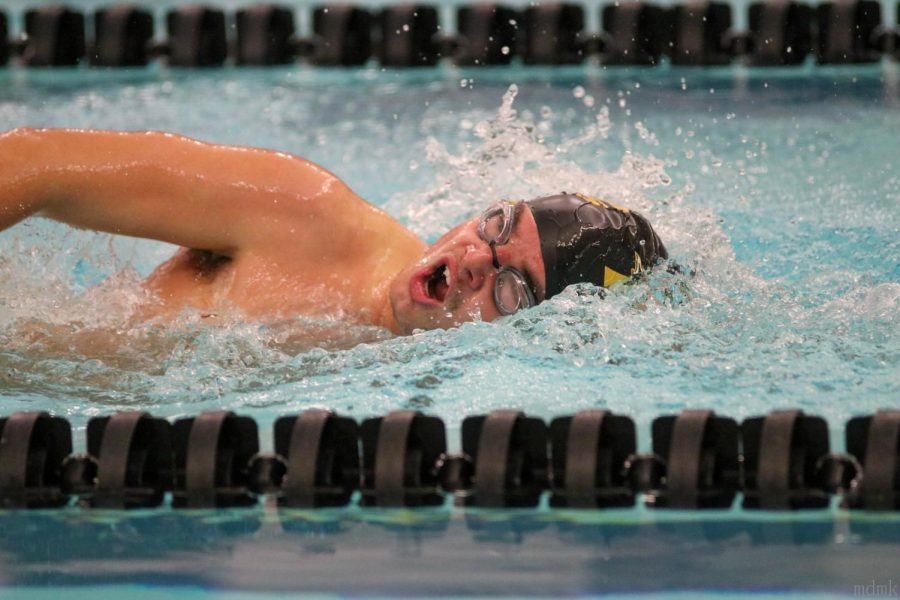 2020 Boys' Swimming Photo Gallery